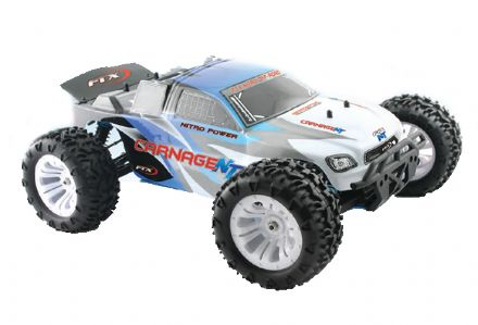 FTX5540 FTX Carnage NT 1/10th RTR 4WD Nitro Truggy